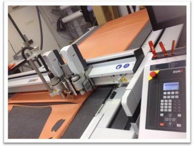 Zund Cutting Table United Aerospace