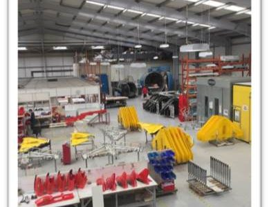 United Aerospace Factory