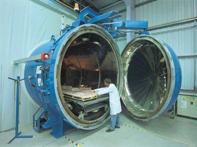 United Aerospace Autoclave